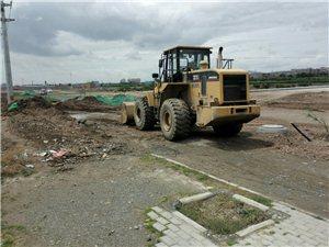 平川区共和路恢复施工
