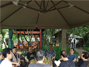 邛崃市老科协组织近期课题研讨活动