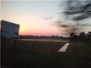 路上的风景