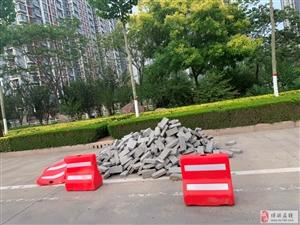 新城二路看到的,这属于建筑垃圾吗?