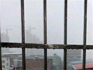 又是一次暴雨,希望不要再出�F洪�牧耍�愿大�d��平安如常!