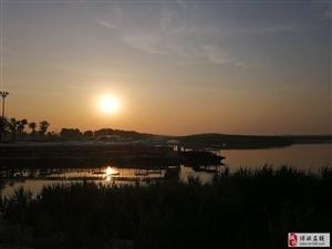 六月底��步麻大湖