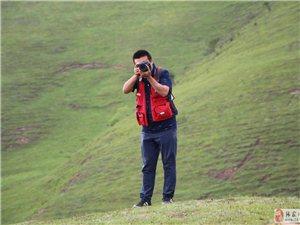 张家川在线携手中国大关山摄影俱乐部赴白石咀牧场摄影采风花絮