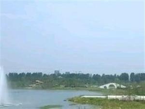 玉湖音乐喷泉好看吗?