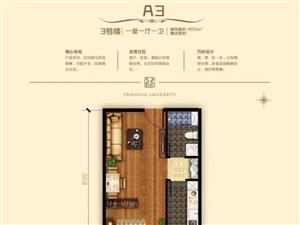 一居室,首付30�f,�F房�l售,固安一中�W�^房