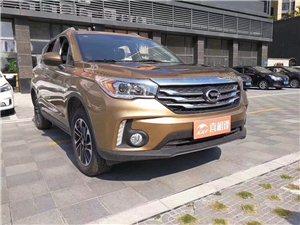 广汽传祺GS4
