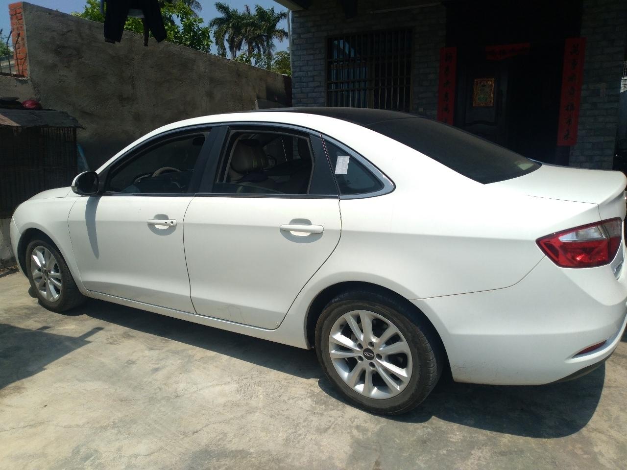 私家車艾瑞澤7便宜出售