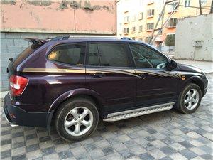 4.7万公里荣威W5私家车出售