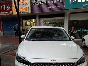 鄰水順源租車2018全新名爵6