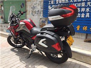 本田猛鸷190拉力摩托车