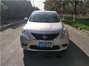 2011款  阳光  1.5XV CVT尊贵版