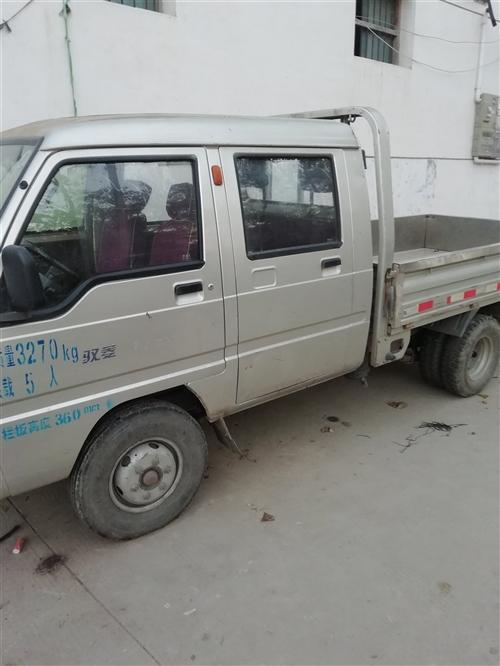时代驭菱,柴油车双排座
