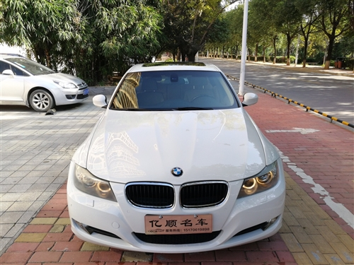 11年德国进口BMW325i