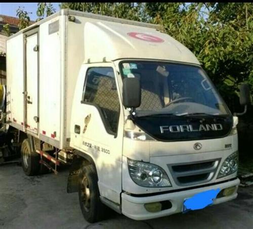 09年10月福田箱货