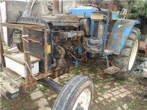 雷沃80拖拉机