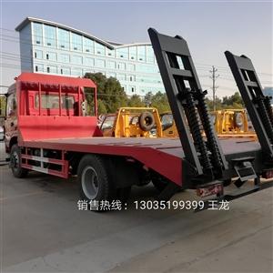 平板运输车工程运输车