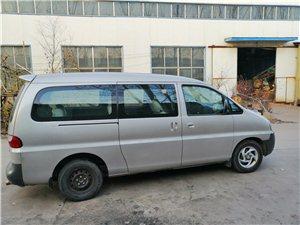 江淮瑞风,2011款。2.0手动汽油