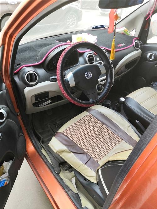 長安奔奔mini2012款