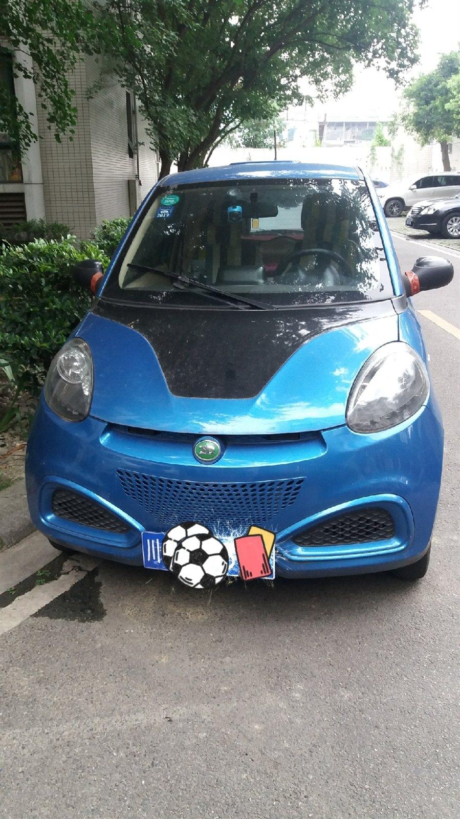 知豆新能源汽车