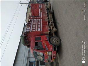 6.8米高欄貨車出售