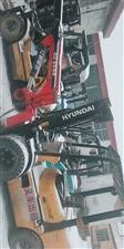 出售:各品牌、各吨位、各配置新旧叉车