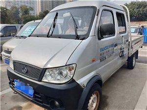长安双排2013年3月上牌私家车