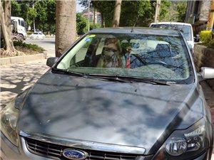 福特福克斯2011款自动挡带天窗