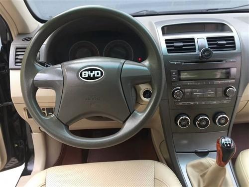 2012款比亚迪L31.5手动舒适型