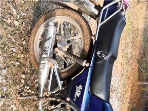 豪爵摩托车,车子很好,便宜处理