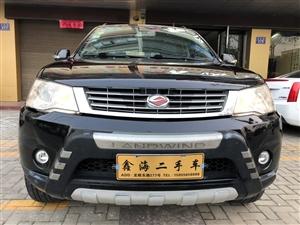 (柴油)江铃陆风X8手动挡2.5T