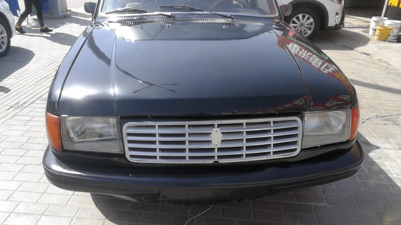 收藏车 伏尔加