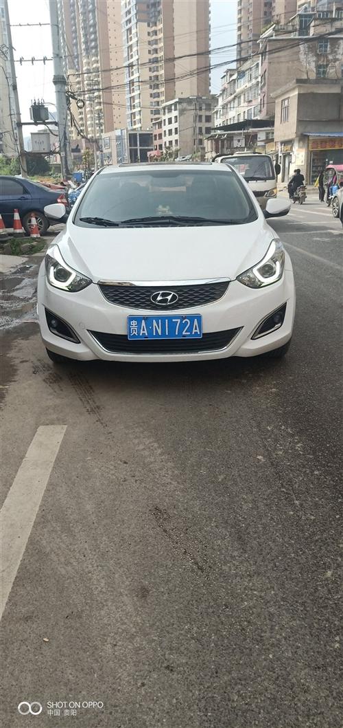 北京现代朗动