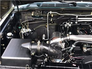 2014款獵豹黑金剛2.5T柴油