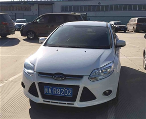 福特福克斯2012款1.6L