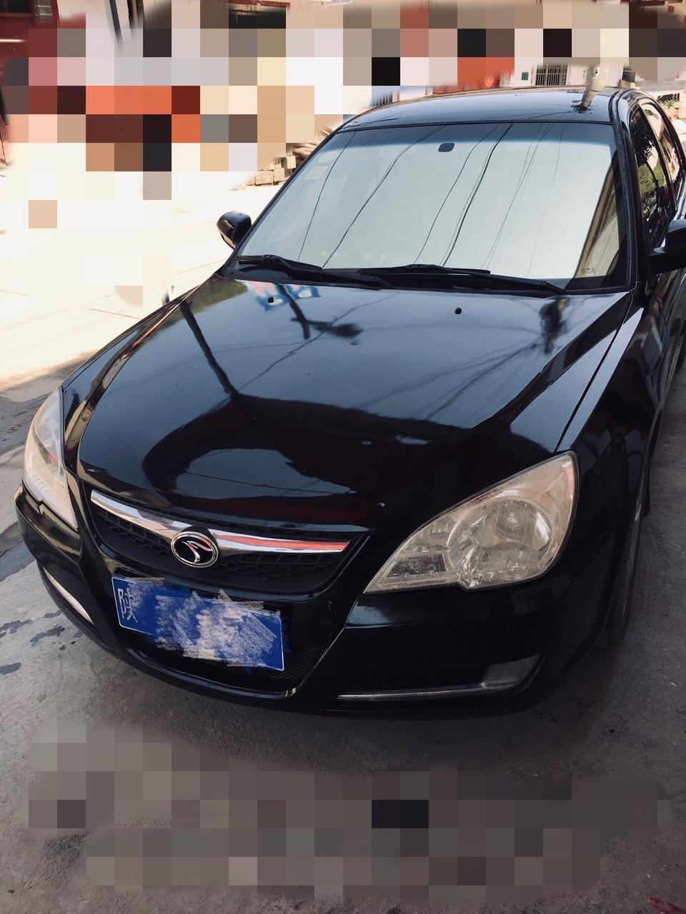 东南菱悦V3、2009款1.5L