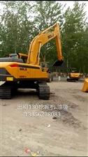 出租挖掘机、油捶  13356278083