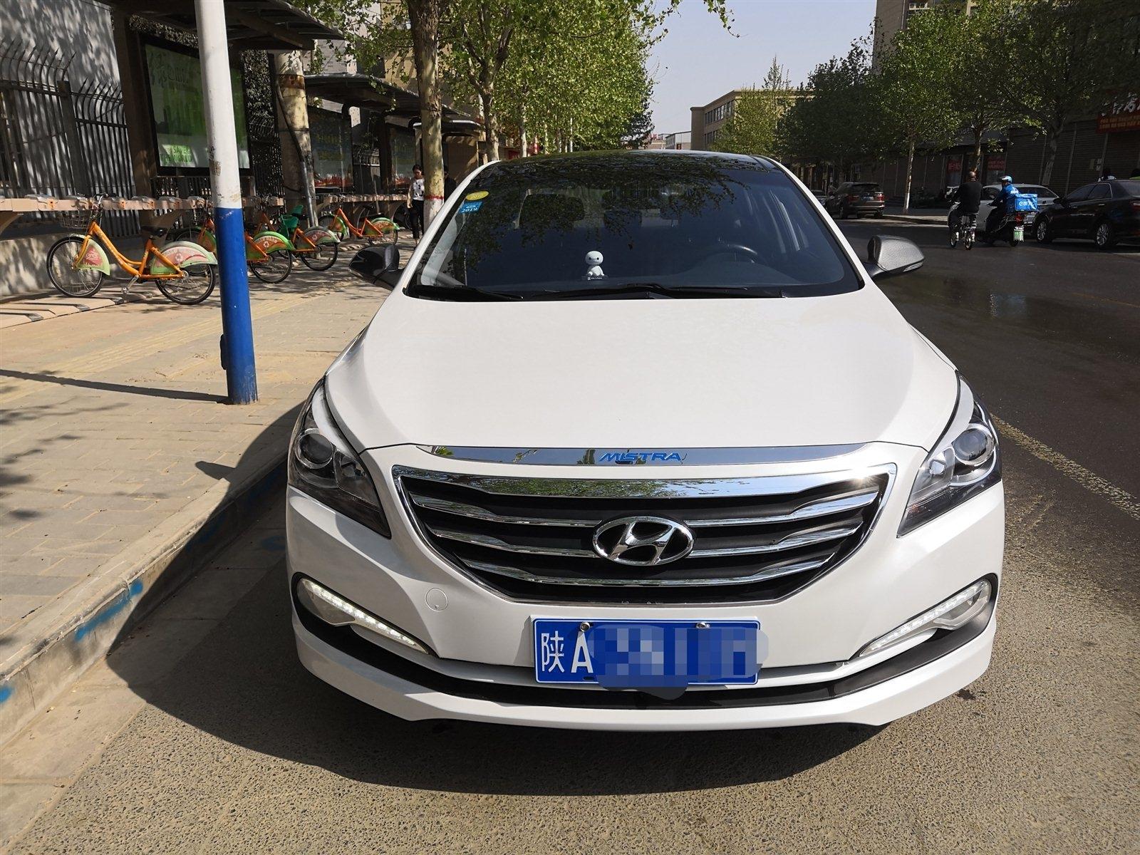北京现代名图1.8L自动智能型