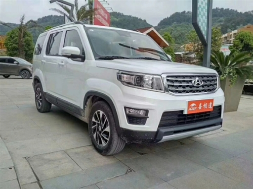 新车长安欧尚X70A,首付1.4万提车
