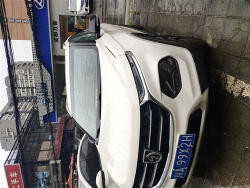 18年销量神车宝骏510:2017款自动豪华型