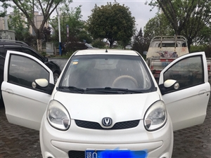 长安奔奔mini2012款