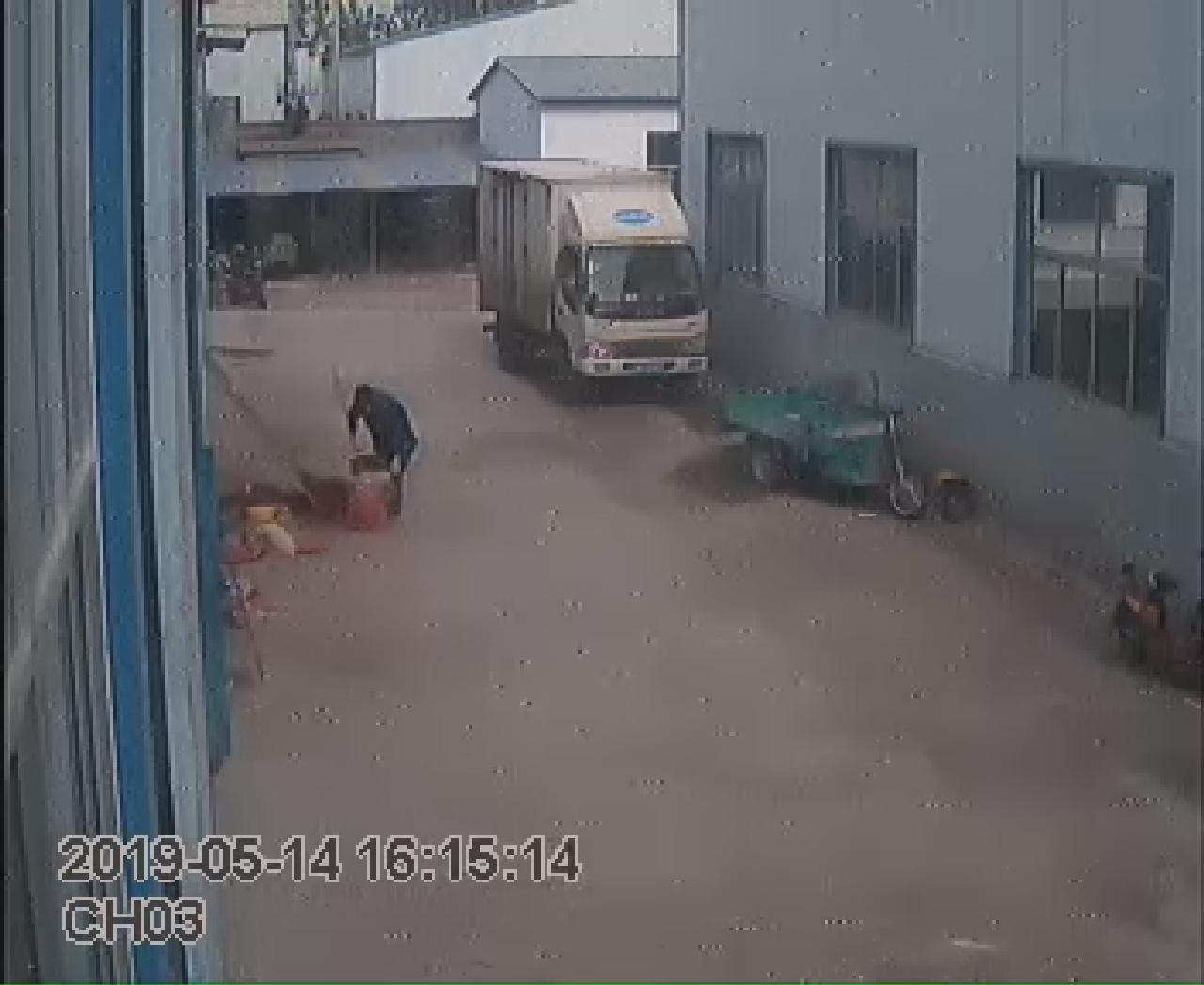 江淮帅玲厢货车