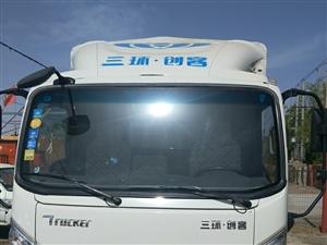 18款東風三環創客高欄貨4.2米