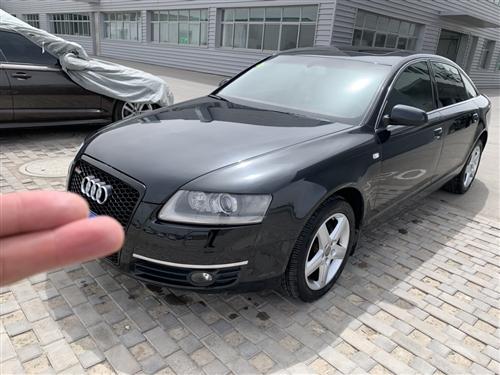 08年奥迪A6L自动低价出售