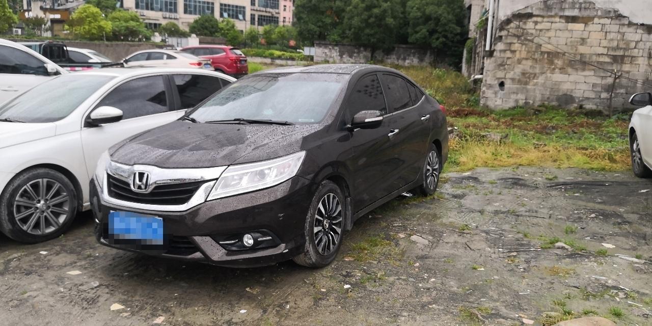 本田凌派2013款1.8升自动豪华型