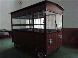定制电动餐车