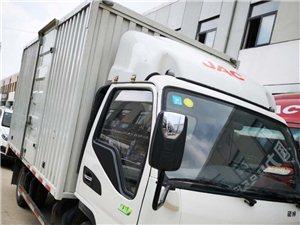 4米2箱式货车
