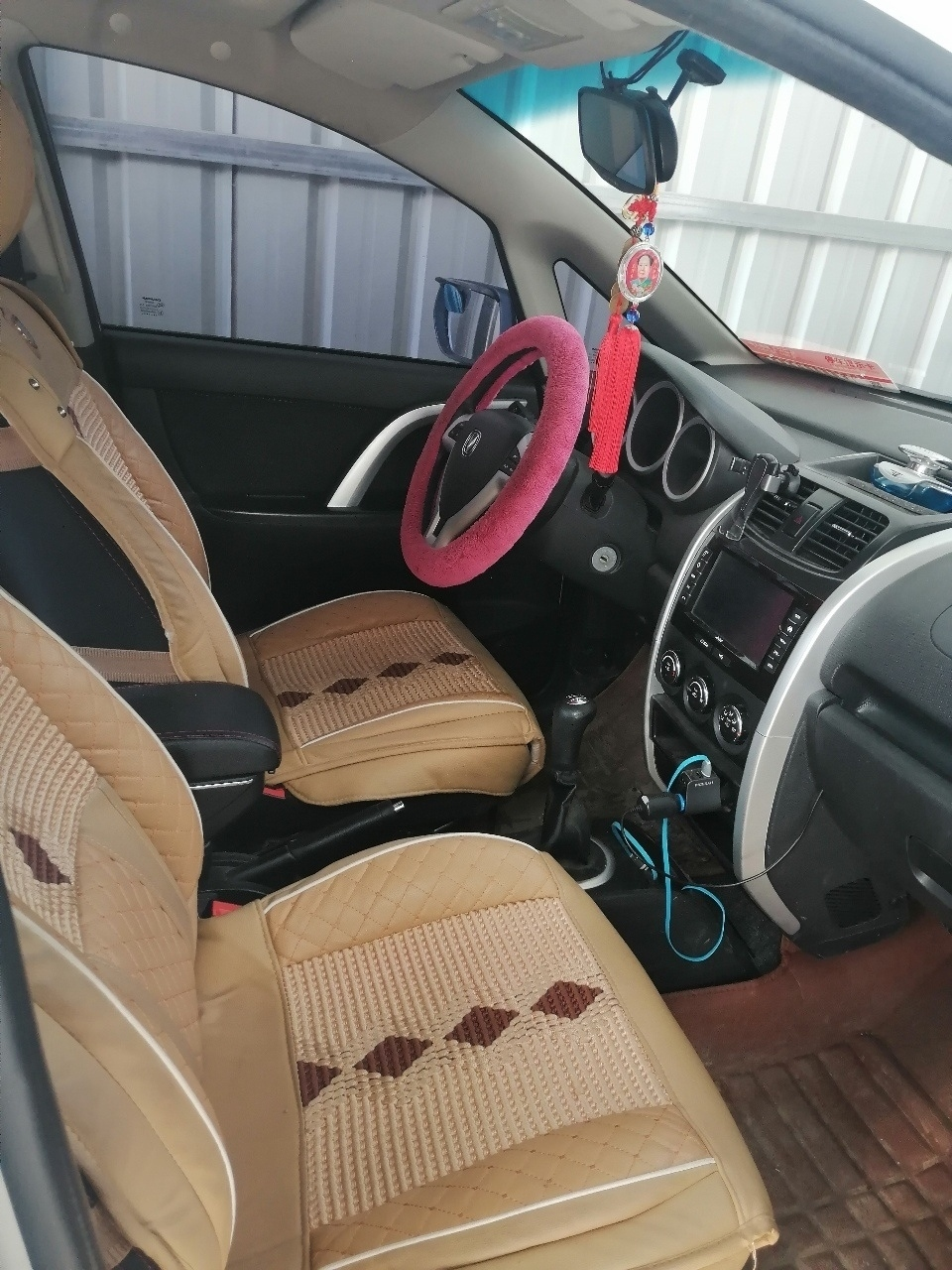 长安CX20.2014手动天窗款1.4L