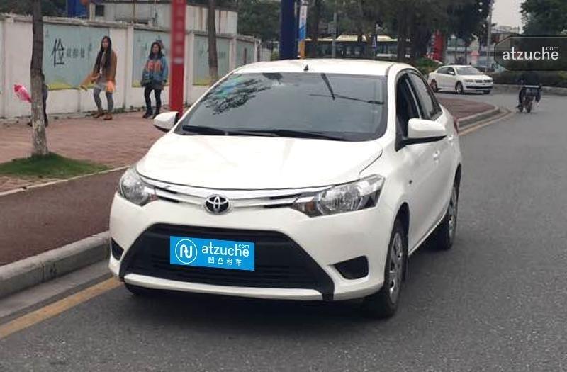 豐田威馳2014款1.3L