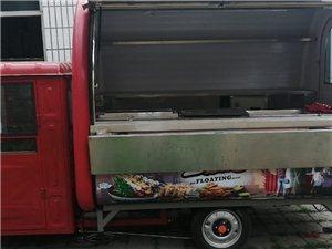 流动电动餐车