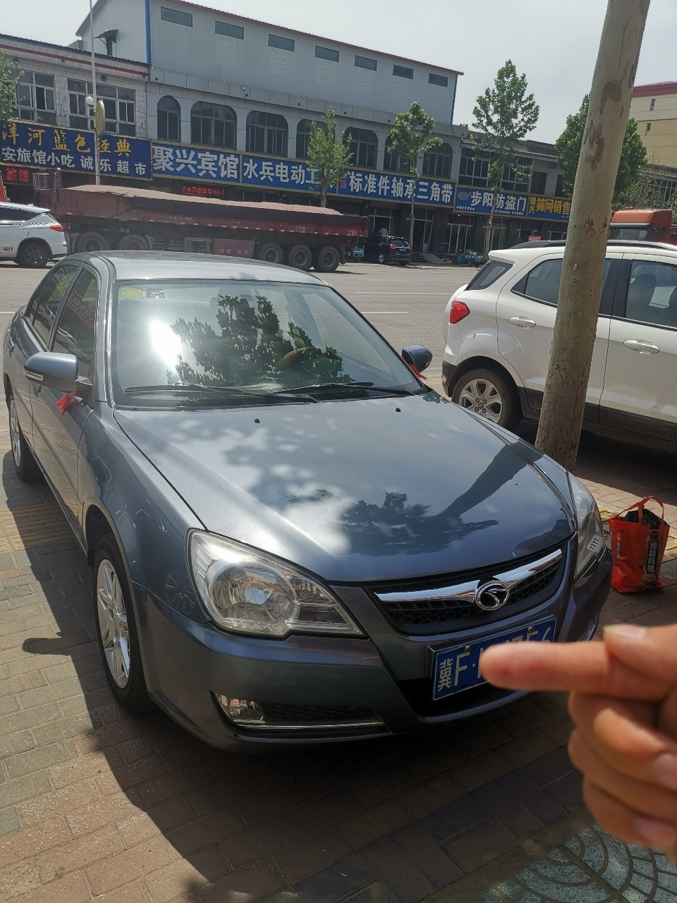 東南菱悅10年個人一手車